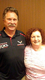 Randy and Judy Flock