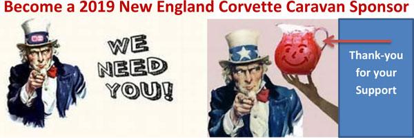 Paul Masse Chevrolet >> New England | 2019 National Corvette Caravan
