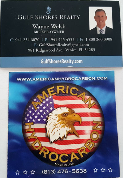 Florida Sponsors