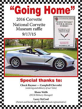 Doc Szarejko Corvette Ad