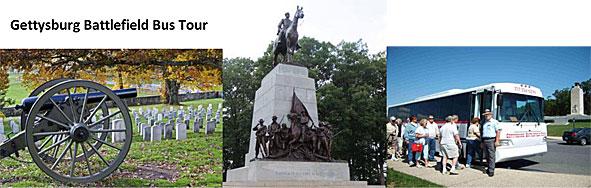 Gettysburg Battlefield Bus Tour