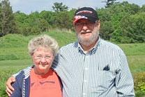 David and Carol Klein