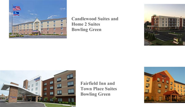 Bowling Green Hotels