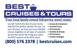 Best Cruises and Tours