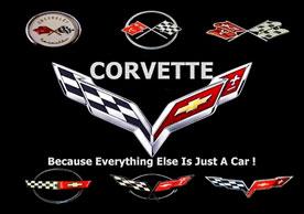 Corvette Embllems