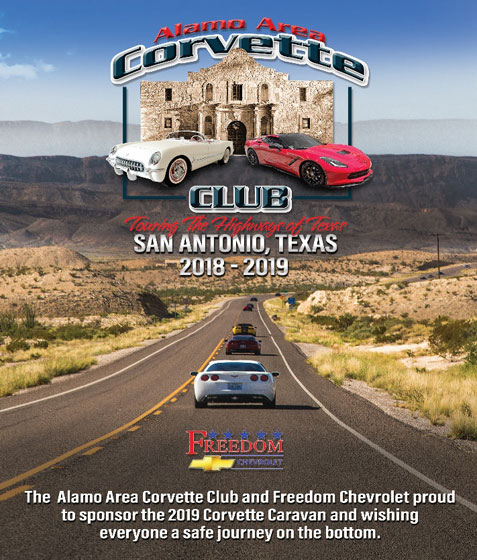 Alamo Area Corvette Club