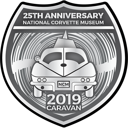 2019 National Corvette Caravan