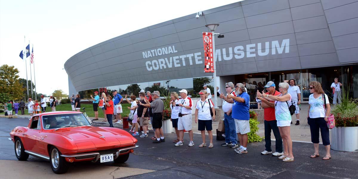 2019 National Corvette Caravan