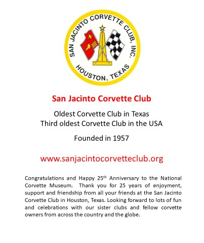 San Jacinto Corvette Club