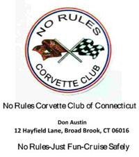 No Rules Corvette Club