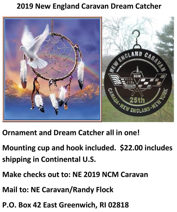 New England Caravan Dream Catcher