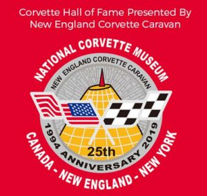 New England Caravan Corvette Hall of Fame Sponsor