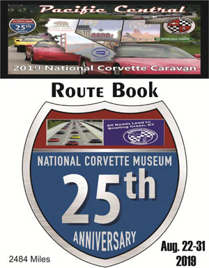 Pacific Central Route Book