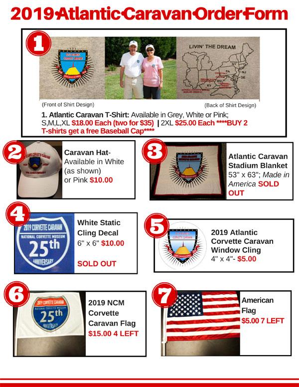 Atlantic Caravan Merchandise